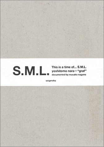 This is a time of … S.M.L.<br />奈良美智+graf